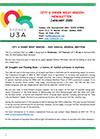 CITY & Inner West Newsletter Jan 2020